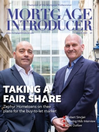 Front cover Mortgage Introducer